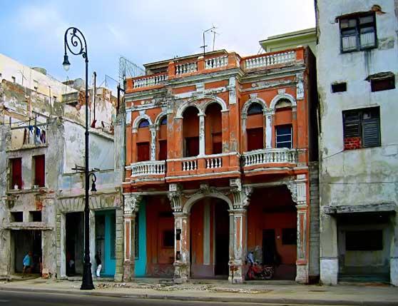 Antigua Arquitectura  Malecon